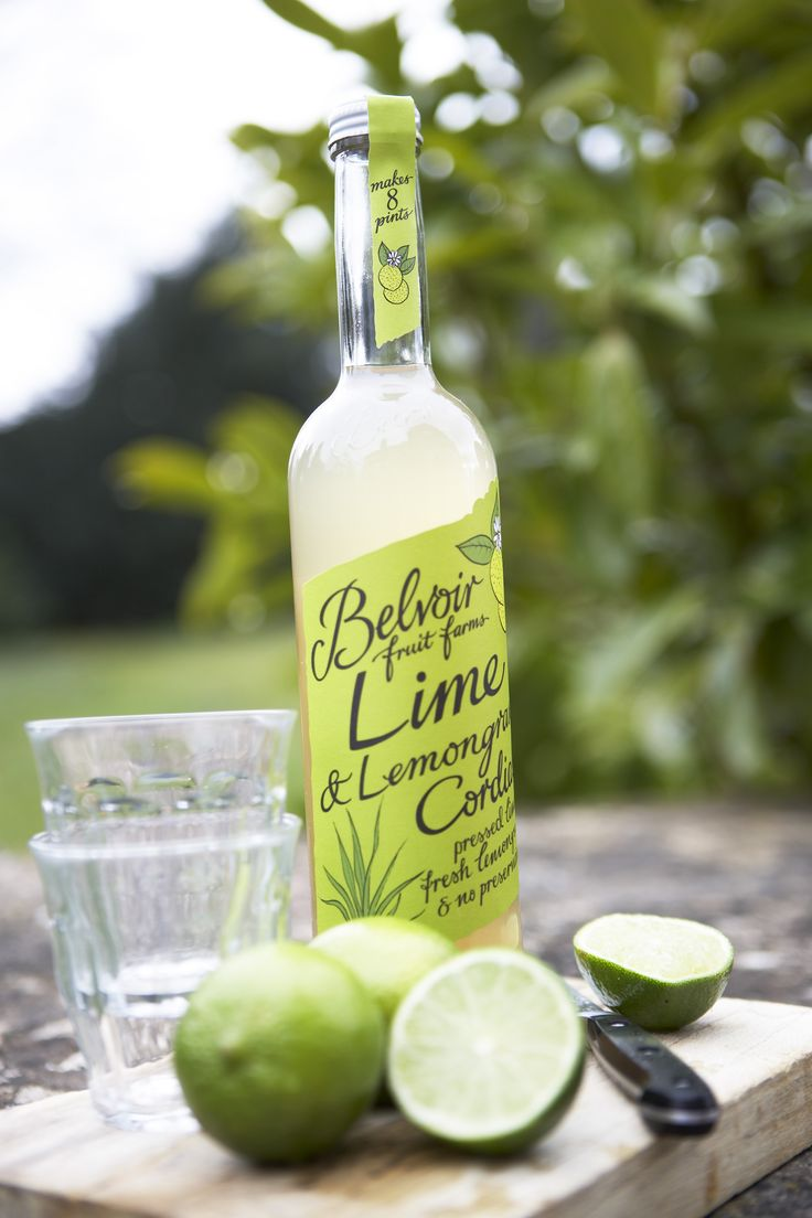 Lime  Lemongrass Cordial, a great cooking ingredient in oriental inspired dishes.