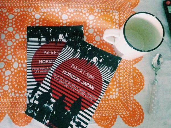 Horizon Japan, first copies in English!