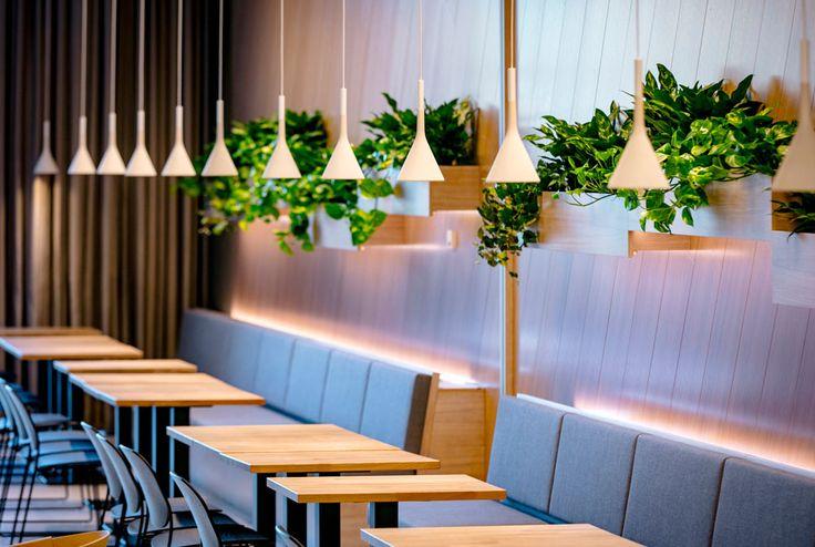 Restaurant,  Peab, ULTIMES Business Garden www.dsign.fi Photos: Studio Tomi Parkkonen