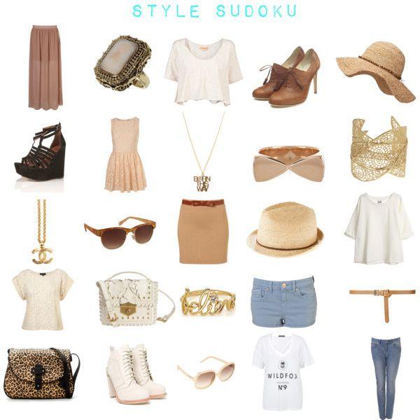 Style sudoku