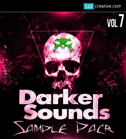 ► DARKER SOUNDS SAMPLE PACK Vol.7 - the largest collection of expertly-textured effects, loops and vocals. This essential toolkit transports you to the faraway remnants of an abandoned interstellar outpost, cloaked in eternal darkness and lost on the edge of space and time. (vocal samples, FX samples, FX loops, vocal FX) https://www.123creative.com/electronic-music-production-audio-samples-and-loops/1464-darker-sounds-sample-pack-vol7.html