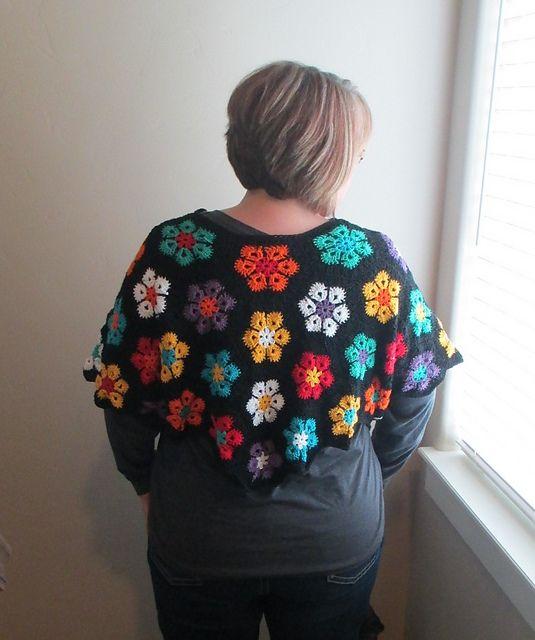 Ravelry: Heather's Shrug pattern by Heather Wejroch