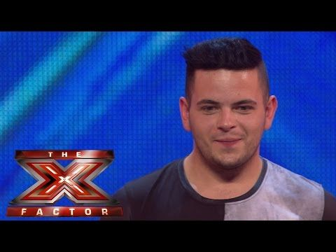 ▶ Paul Akister sings Marvin Gaye's Let's Get It On | Arena Auditions Wk 1 | The X Factor UK 2014 - YouTube