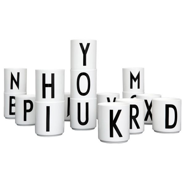 Arne Jacobsen cups  from Design Letters  Just ordered 2!