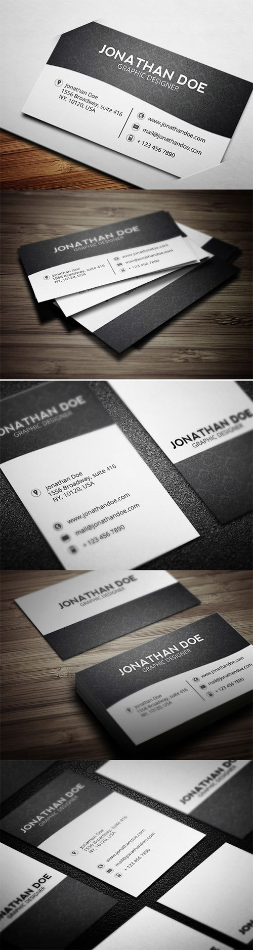 49 best business cards images on pinterest business cards cards personal business card magicingreecefo Gallery