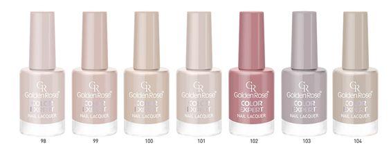 Nowe, wiosenne kolory Color Expert! Piękny i naturalny kolor na paznokciach! Sprawdźcie:)