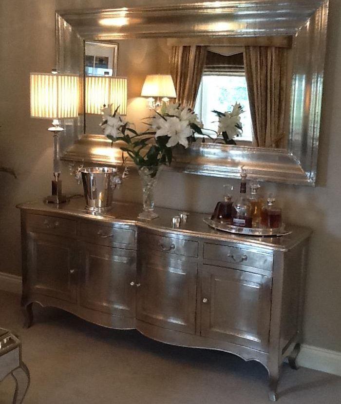 1000 images about cool decor on pinterest large sideboard living room storage and silver metal. Black Bedroom Furniture Sets. Home Design Ideas