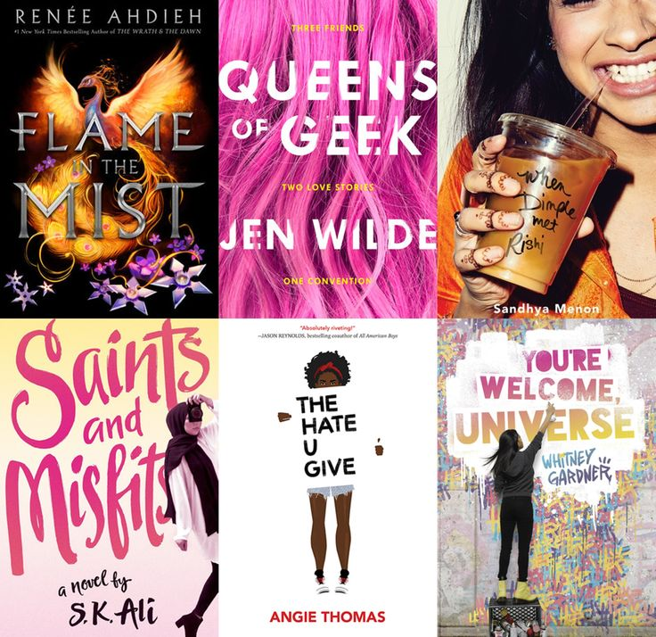 6 New Diverse Books That You Need to Read