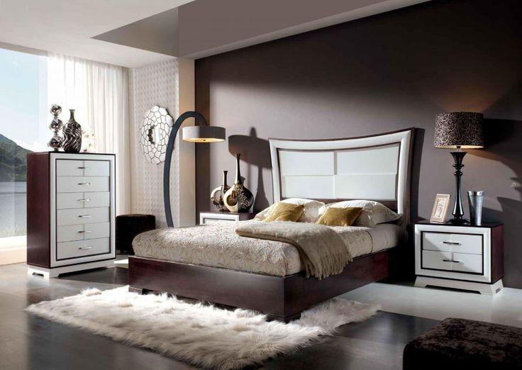 Las 25 mejores ideas sobre recamaras matrimoniales - Habitaciones decoracion moderna ...