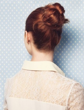 How To: Easy Summer Hair - the knotHair Colors Ideas, The Knots, Summer Hair, Knots Buns, Easy Summer, Hair Style, Lucky Magazine, Hair Knots, Hair Buns