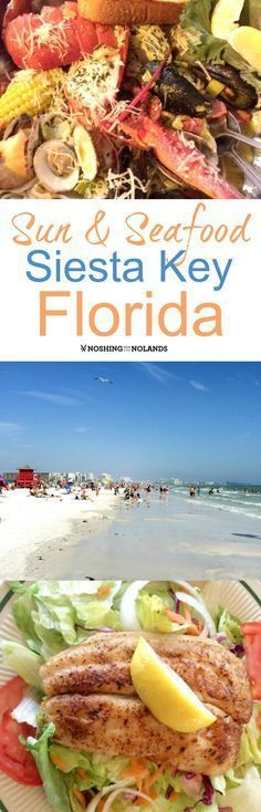 Sun and Seafood are of abundance on gorgeous Siesta Key, Florida. Plus so much for to offer the traveller. Great post on where to stay and what to do.