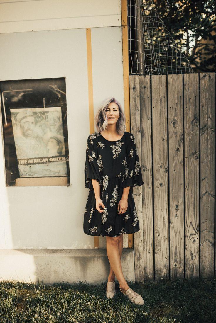 Lydia Boho Dress