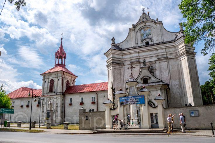 Krasnobród Sanctuary on http://picstrip.net/?p=9185 #krasnobrod #polska #sanktuarium #kosciol #poland #church #sanctuary #travel #trip #picstrip