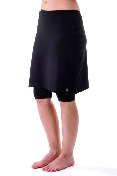 Running in a skirt? Why not? Check out our versatile swim to gym skirts including this awesome Inspire Swim and Sport  Skirt!