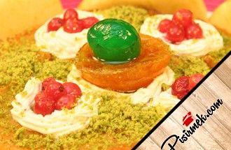 Elmalı Pizza Keki Tarifi...http://pisirmek.com/2014/02/elmali-pizza-keki-tarifi.html