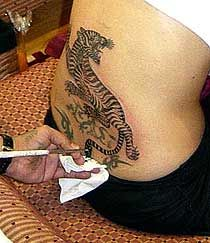 85 best images about tattoos on pinterest discover more ideas about tiger tattoo sak yant. Black Bedroom Furniture Sets. Home Design Ideas