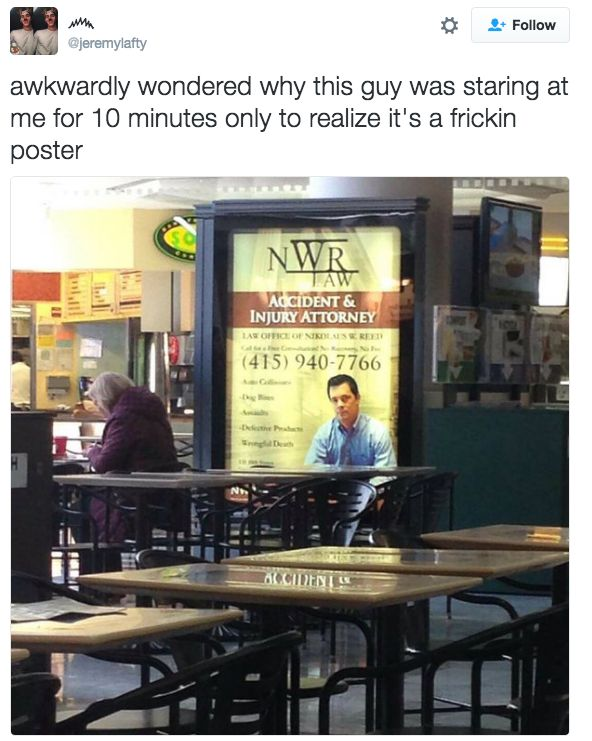 Awkward moments with this guy: | 26 Pictures From 2016 That Will Make You Way Happier More Than They Should