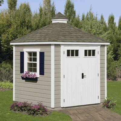 Garden Sheds 7 X 10 23 best colonial sheds images on pinterest | garden sheds, garden
