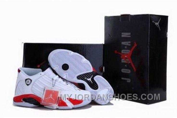 http://www.myjordanshoes.com/closeout-on-sale-popular-nike-air-jordan-14-xiv-mens-shoes-white-red-jbycp.html CLOSEOUT ON SALE POPULAR NIKE AIR JORDAN 14 XIV MENS SHOES WHITE RED JBYCP Only $89.00 , Free Shipping!