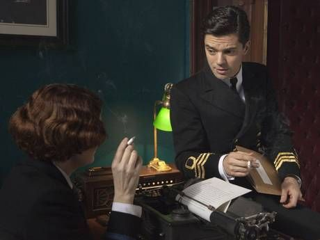 """Fleming: The Man Who Would Be Bond, Episode 2 