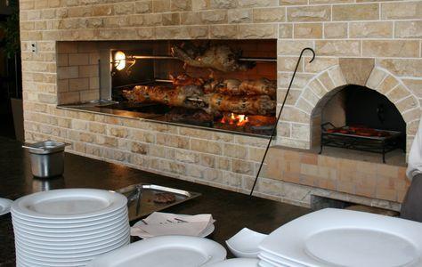 Ресторан премиум класса «Огниште» | RSK GROUP - Проектирование и cтроительство ресторанов, под ключ.
