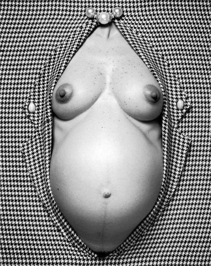 © Erwin Olaf, Double portrait (from Body parts) Editions Dirk van der Speck Focus, 1993