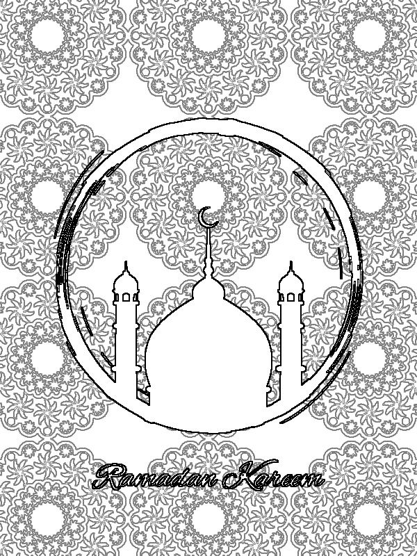 Colouring Pages Adabi Islamic Books Gifts For Kids Ramadan Kids Colouring Pages Ramadan Decorations Printables