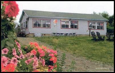 Carolyn's Restaurant and Crafts on Big Tancook Island.  For more information visit: http://tancookislandrestaurantandcrafts.com/