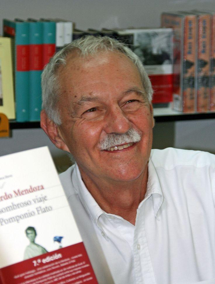 Eduardo Mendoza - Wikipedia, la enciclopedia libre