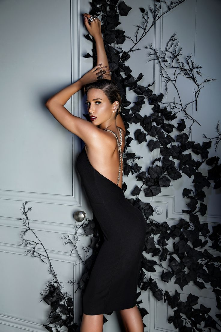 One is never over-dressed or underdressed with a Little Black Dress.