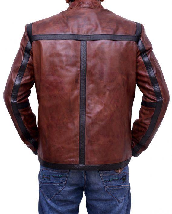 Dan Espinoza Lucifer Brown Jacket