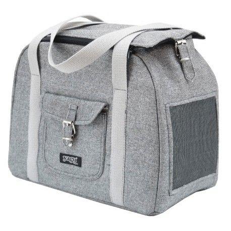 Elegancia y calidad unidos en este bolso transportín