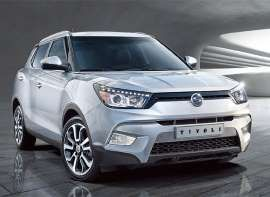 A new Korean car brand coming to America? Ssangyong Motor is planning to be in the USA in 2016/2017 under the name Luvent or Tivoli. It is called Tivoli in South Korea