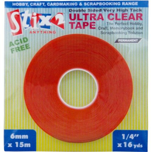 Red Line Tape 6mmx15m