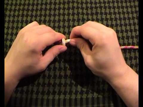 [RL] Spierenstich - Rummelsdorfs Kleine Knotenkunde - YouTube