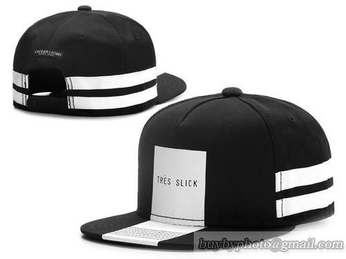 TRES SLICK Cayler & Sons Snapback Hats Caps WHITE STRIPE|only US$6.00 - follow me to pick up couopons.