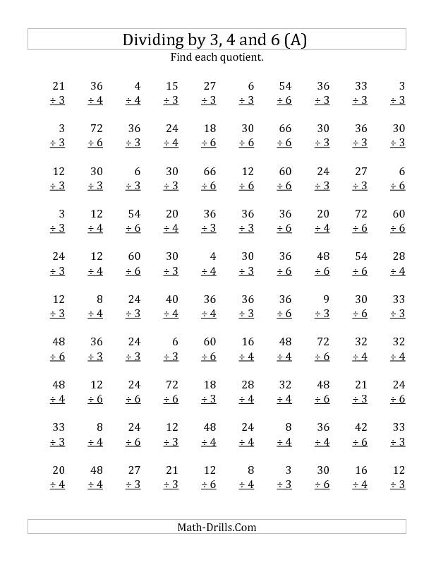 14 best Homework images on Pinterest | Division worksheet, Math ...