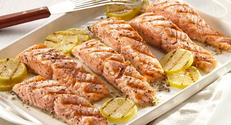 Grill Mates® Montreal Steak Marinade isn't just for steak, it's the perfect 'mate' for meaty fish like Salmon too!