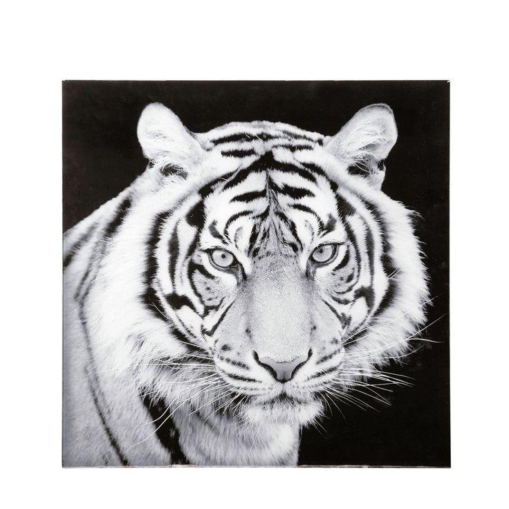 Tableau tigre Sherkan
