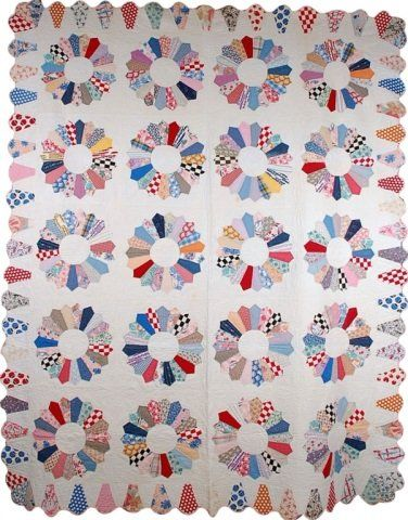 256 best images about Quilts - Dresden Beauties! on Pinterest Dresden quilt, Quilt and Flower ...