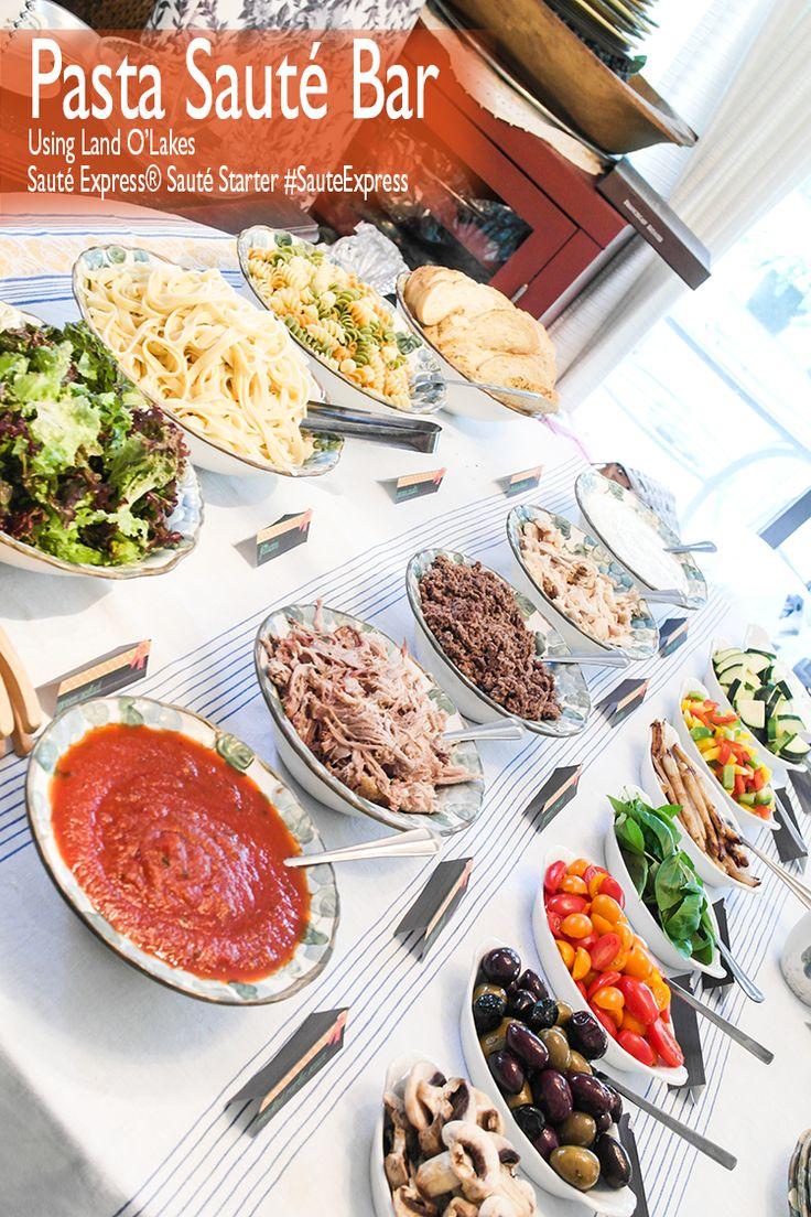 Quick Dinner Ideas/Recipes Using Land O'Lakes #SautéExpress Sauté Starter #shop #cbias