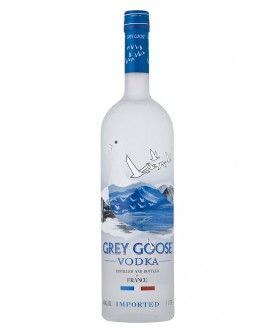 Grey Goose is a French Vodka created in 1997, and has since become a symbol of sophistication worldwide.