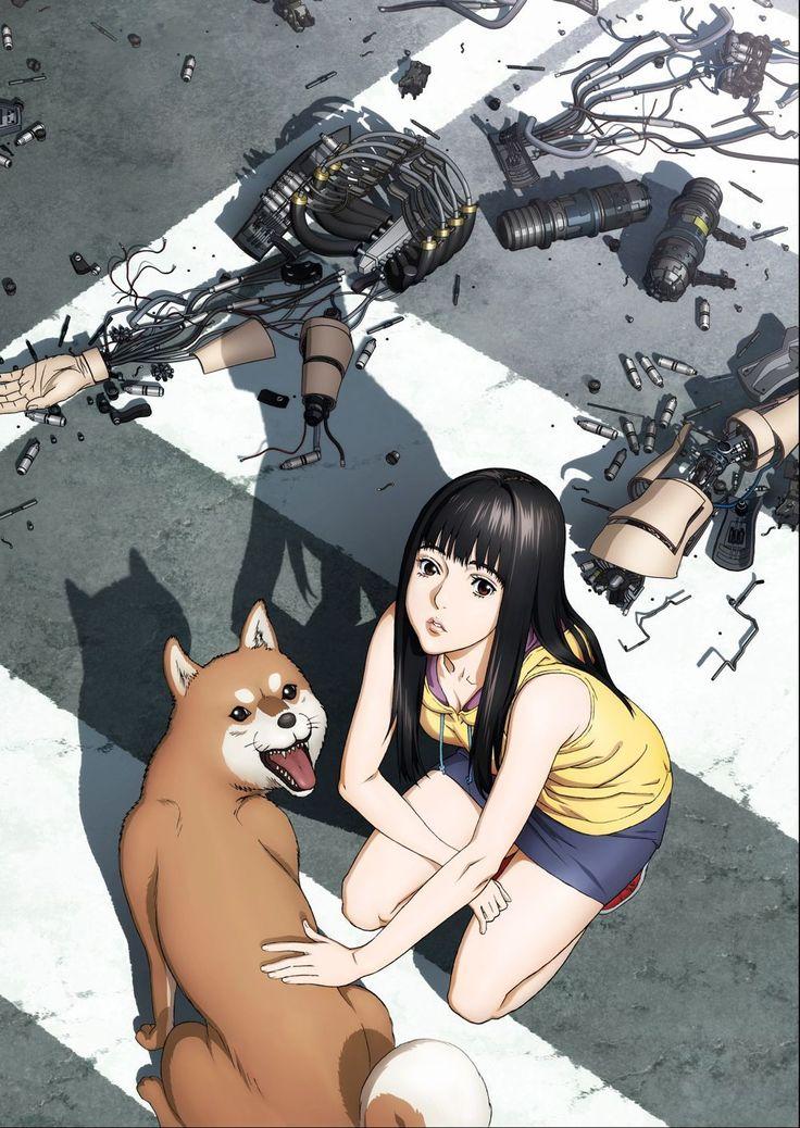 Inuyashiki Manga's Last Volume Slated for Late September - News - Anime News Network