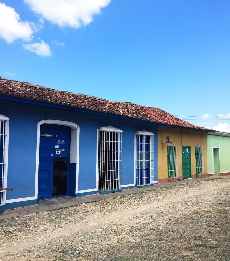 Trinidad Cuba // They call it the 'sleeping beauty' of Cuba...a city stuck in time...we're staying in private homes here think AirB&B that were mostly built in the 18th century...history and culture around every turn. #mckaylive #gxrealitytour Re-post by Hold With Hope