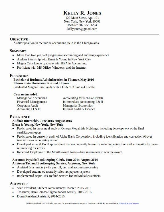 College Graduate Resume Template Elegant Free Resume Template Downloads Resume Template Examples College Resume Template Downloadable Resume Template