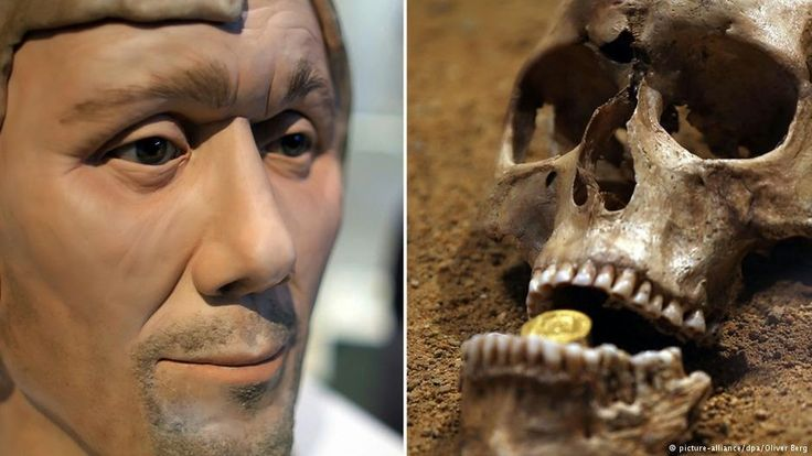and etruscan reconstruction Facial
