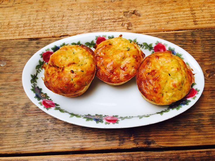 Niet lang geleden maakte ik groentemuffins. Stiekeme groente voor kinderen en volwassenen. Voor de kleintjes? De courgettemuffin voor dreumes en peuter