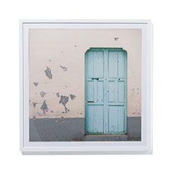 Mediterranean Photographic Print Villa - Mercer + Reid