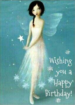 Happy Birthday fairy (Stephen Mackey - edit)