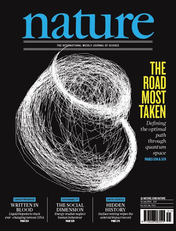 Nature, Volume 511 Number 7511. A representation of the individual quantum…